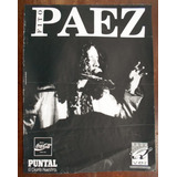 Poster De Fito Paez Diario Puntal Rio Cuarto Cordoba 1993