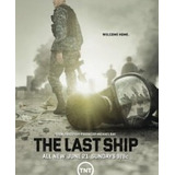Dvd Serie The Last Ship (1ªe3ª) Temps Dubladas Completas