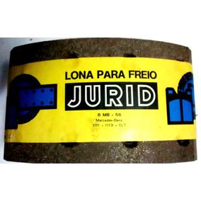 Lona Freio Diant/tras Mb 1111/1113 69/82 Jurid 8 Mb-56