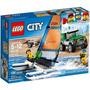 Lego City 60149 4x4 With Catamaran, Novo, Pronta Entrega!