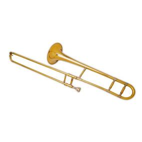 Trombon A Vara Marca Knight Nuevo Con Estuche. Envio