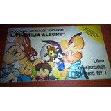 La Familia Alegre N°1/enciclopedia Mensual De Topo Gigio