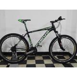 Bicicleta Mtb Venzo Yety 24 Velocidad V Brake Rod 26