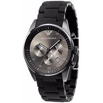 Relógio Emporio Armani Ar5889 Preto Original Garantia Novo