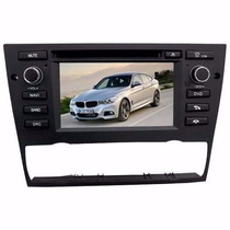 Central Multimitidia Bmw Serie3 320i Ar Digital 2006 A 2013