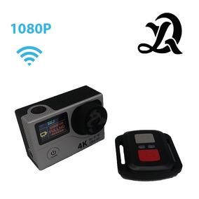 Câmera 4k 12mp Wifi Controle Remoto Ultra Hd Prova Dágua H3r
