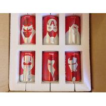 Coca Cola Mini Marvel Edición Especial 6 Avengers Hulk