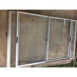Ventana Aluminio Corredera Con Bow Window