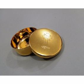 Teca Dourada Para Ministros Da Eucaristia