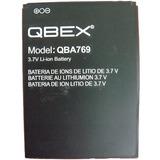 Batería Original Celular Qbex 769