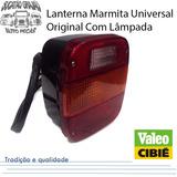 Lanterna Traseira Cargo Vw Troller Marmita Original C/lamp