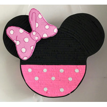 Piñata Infantil Super Grande Minnie Mickey Mouse
