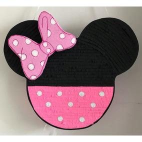 Piñata Infantil Super Grande Minnie Mickey Mouse