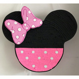 Piñata Infantil Extra Grande Minnie Mickey Mouse