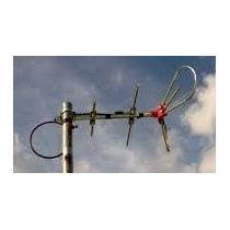 Antena Aerea Hd, Uhf/vhf/fm Garantizada/ Television Abierta