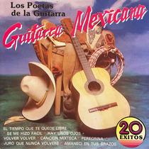 Cd Guitarra Mexicana 20 Exitos Juan Gabriel Maldonado A Lara
