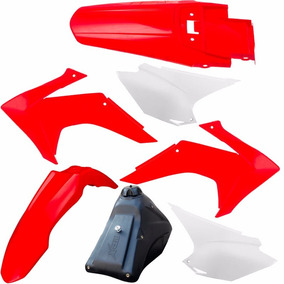 Kit Plastico Crf 230 Adaptavel Em Xtz Xr Tornado Nxr Dt Xlx