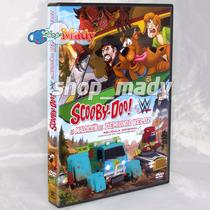 Scooby-doo! Y La Wwe - La Maldición Del Demonio Veloz Dvd