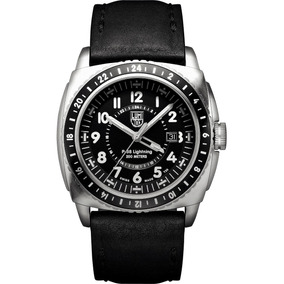Luminox Air P-38 Lightning Gmt Swiss Made T A.9421 Diego Vez