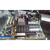 Placa Asus P4sd-la Socket 478 Procesador/video Agp32/2gb Ram