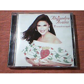 Cd Alejandra Avalos - Mi Corazon Se Regala - Cd