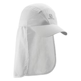 Gorra Salomon Xa + Cap Ii Unisex Blanco
