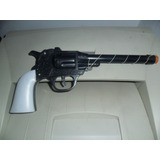 Juguete Revolver Colt 45 Made In Hong Kong 1977 Megatron79