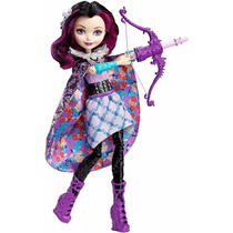 Boneca Ever After High Raven Queen Arco Mágico Mattel