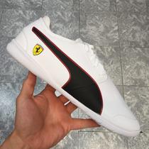 Puma Ferrari Changer Blanco 305829-02 Hombre Look Trendy