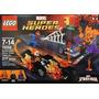 Lego Spiderman 76058 Spiderman Ghost Rider Team Up