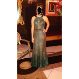 Vestido De Festa Verde Musgo Lindo