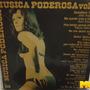 Va 1976 Musica Poderosa Vol. 8 Lp Los Brujos Jose Augusto
