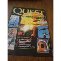 Revista Y Poster Quest La Mágia Especial Caja Magica
