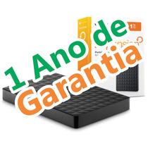 Hd Externo Portátil Seagate Samsung 1tb Usb 3.0 E 2.0