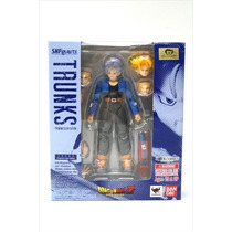 Dragonball Z: Trunks Premium Color - Sh Figuarts - Bandai
