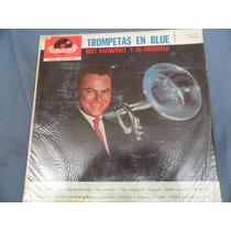 Lp Vinilo Trompetas En Blue Bert Kaempfert Y Su Orquesta