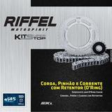 Kit Relação Vulcan 800 Classic 96 Riffel / Ek