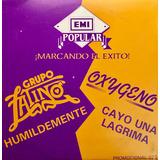 Cd Grupo Latino Y Oxygeno Promo Usado