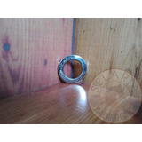 Argola Inox N 16 Chata 23mm Interno Por 36mm Externo