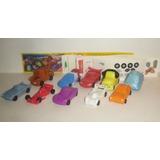 Kinder Ovo - Coleção Completa - Zaini - Cars - 02