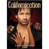 Dvd Californication - 5ª Temporada