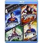 Blu-ray Coleção Superman 4 Filmes Dublado Lacrado