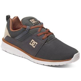 Tenis Hombre Heathrow M Shoe Cha Gris Spring 2016 Dc Shoes