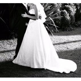 Remato Hermoso Vestido De Novia Blancotalla 6 O 28 Hecho Eua