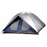 Barraca De Camping Luna 8 Pessoas Mor Com 2 Quartos