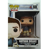 Pop! Games 88 Nathan Drake Uncharted 4 $349 Nuevo Mikegames