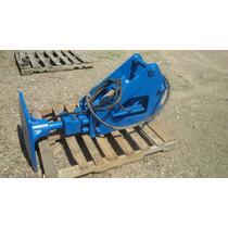 Martillo Hidraulico Retroexcavadora Con Placa Para Compactar