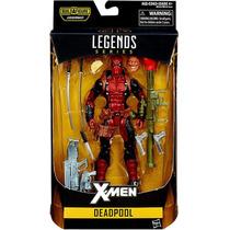 Marvel Legends X-men Deadpool Baf Juggernaut 2016 Hasbro