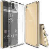 Case Ringke Fusion Sony Xperia Z5 5.2 Capa Premium Original