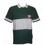 Camisa Polo Palmeiras Oberdan Cattani Bicolor
